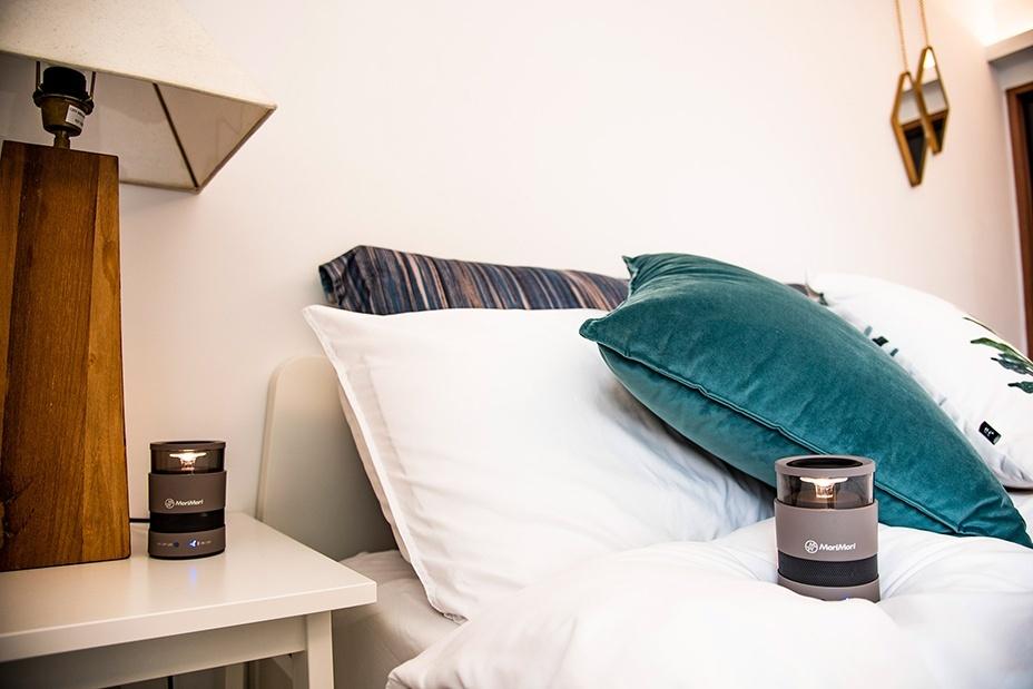 nordic-home-decoration-led-w-speaker-gray